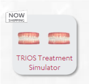 3Shape Trios Treatment Simulator